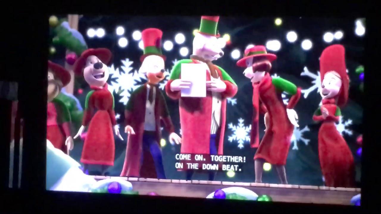 Mickey S Twice Upon A Christmas Donald S Gift Saving A Song Youtube