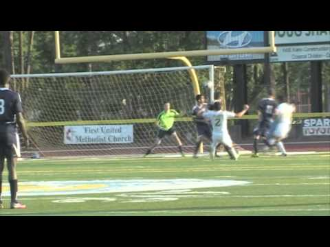 Myrtle Beach High School Boys Soccer - 2014 Highlights