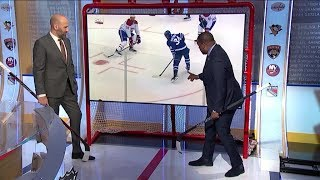 NHL Tonight:  Matthews vs Pastrnak:  Analyzing the ability of Matthews, Pastrnak  Dec 5,  2018
