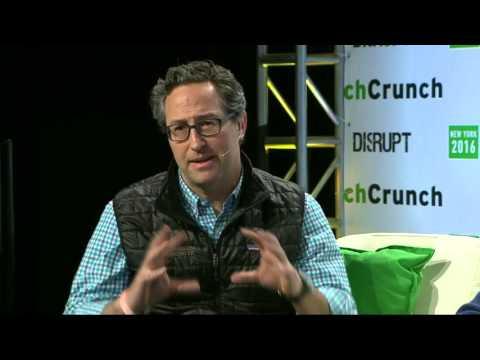 Dennis Crowley and Jeff Glueck discuss monetizing data (clip)