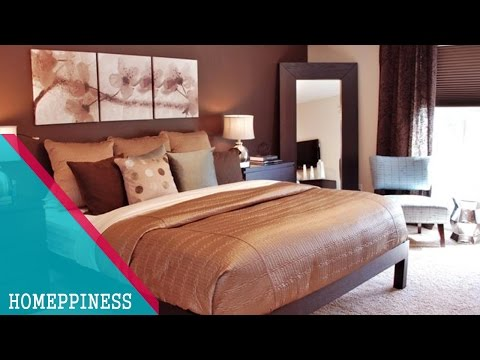 (MUST WATCH) 20+ Gorgeus Brown Bedroom Decorating Ideas For Couples