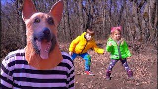 Bogdan si Anabella   istorioara amuzanta pentru copii