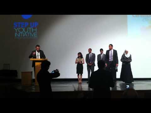 Best StepUpper 2010-2011 May Halim
