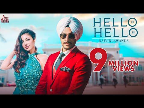 Hello Hello (Full HD) - Rajvir Jawanda   MixSingh   Josan Bros   New Punjabi Songs 2018