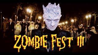 ZombieFest III. Как ели мозги и запускали тараканов