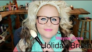 WAYNE GOSS WHITE HOLIDAY BRUSH 2014 Thumbnail