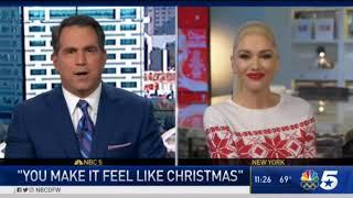 Gwen Stefani Talks Her 'You Make It Feel Like Christmas' Album & TV Special