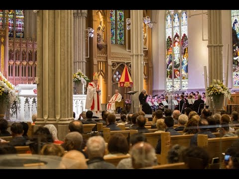 Homily at Mass of Thanksgiving - Celebrating St. Michael's Cathedral Basilica Rededication