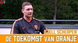 De Toekomst van Oranje #15: Kjell Scherpen (Ajax)