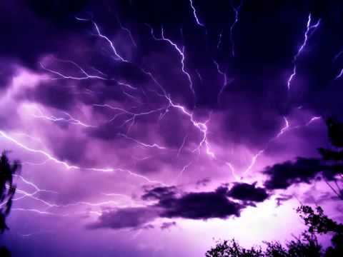 lighting strike and thunder sound effect youtube