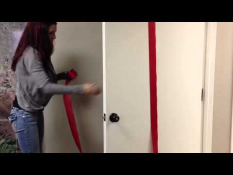 & Front door wrapping demonstration by Essential Properties - YouTube pezcame.com