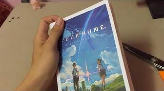 Sách your name (RV)