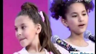 التوأم المختلف فرح و مرح في برنامج ستار صغار 2