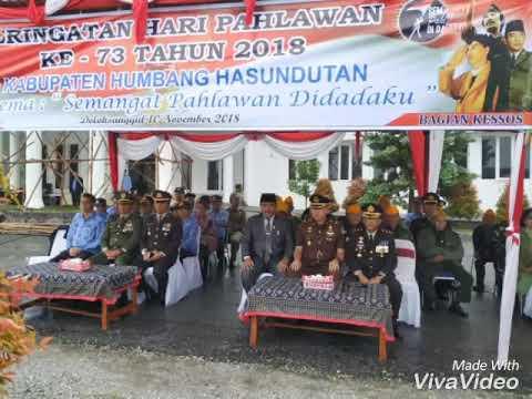 KAPOLRES HUMBAHAS AKBP Dr.  MHD. R. DAYAN, SH. MH MENGIKUTI UPACARA HARI PAHLAWAN Mp3