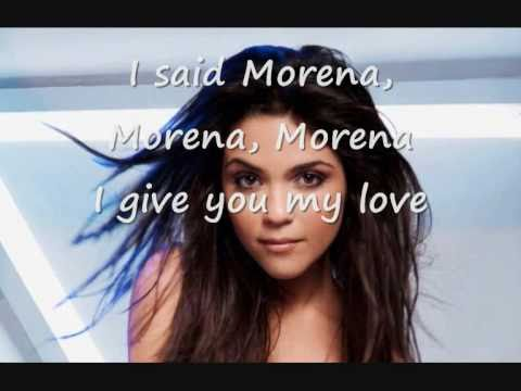 Morena- Antonia ft. Tom Boxer (Karaoke/Lyrics)