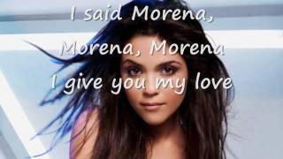 Morena- Antonia ft. Tom Boxer (KaraokeLyrics)