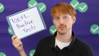 TOEFL Tuesday: Official TOEFL Practice Tests