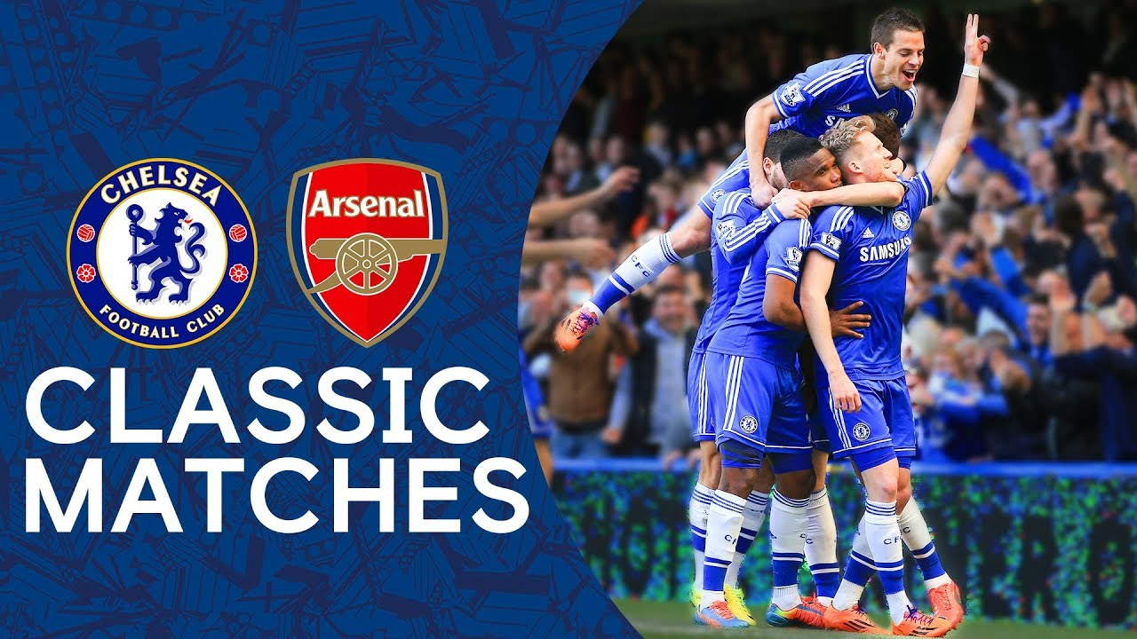 Chelsea 6 0 Arsenal Record Win In Wenger S 1000th Game Premier