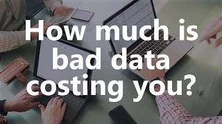 Practice Management - How Much Is Bad Data Costing You?