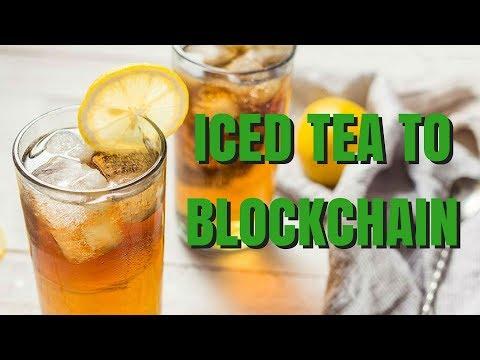 Long Island Iced Tea Soars 400% By Pivoting To Blockchain