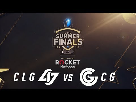 Clutch Gaming vs Counter Logic Gaming vod