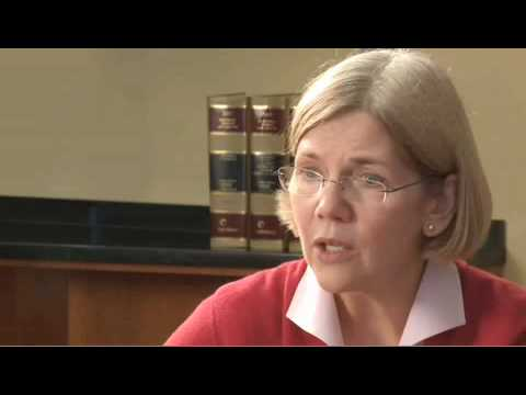 "Elizabeth Warren: ""Just Take It,"" Said Hank Paulson to the Banks"