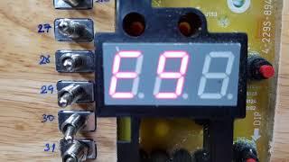 Mô hình tách Pan Sanyo inverter, dạy sửa board máy lạnh, dạy sửa board máy giặt