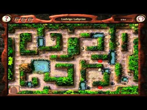 Flåklypa Grand Prix Spillet - #3 - Ludvigs Labyrint