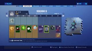 Fortnite battle pass grind