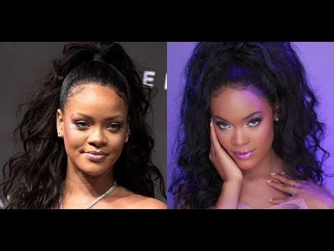 Rihanna Look-alike