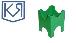 Фиксатор арматуры Кубик СУ 50(Фиксатор Кубик СУ 50 используется для возведения железобетонных сооружений в горизонтальной плоскости..., 2016-02-18T09:11:37.000Z)