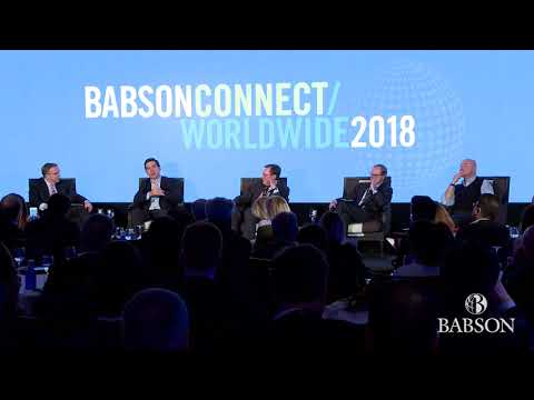 Global Finance: Babson Connect Worldwide 2018