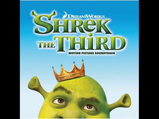 Shrek The Third soundtrack 10 Ee - Losing Streak