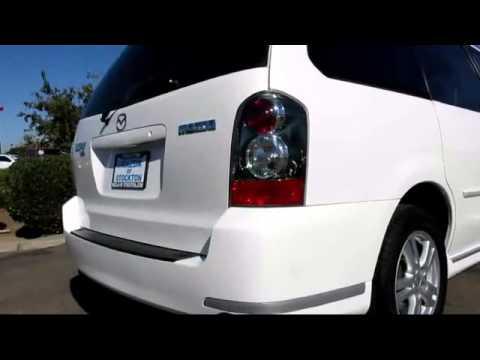 2006 Mazda Mpv Passenger Van LX Stockton Lodi Manteca Sacramento