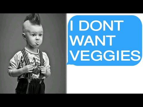 Malicious Compliance | You Don't Want Veggies Kid? You Got It