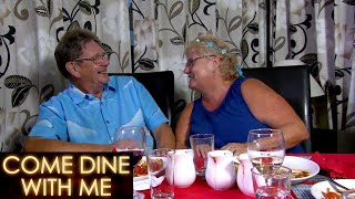 Hilary Sings Wild Thing! | Come Dine With Me