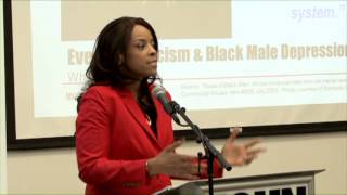 Dr. Wizdom Hammond Powel at Black Men and Justice Speaker Series, part 2