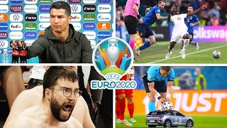 Recreating the BEST EURO 2020 Moments!