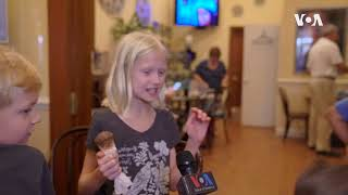 美国冰淇淋百年经久不衰