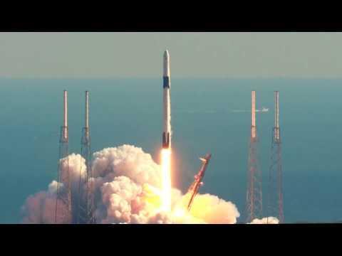 Launch to orbit: