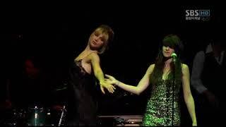 Nouvelle Vague - Dance With Me (Seoul Jazz Festival 2008)