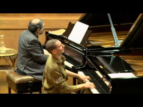 Masterclass with Boris Berman (Itai Meir, piano)