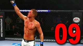 UFC 2 Career Mode - Part 9 - All Out War (EA Sports UFC 2016 Gameplay)