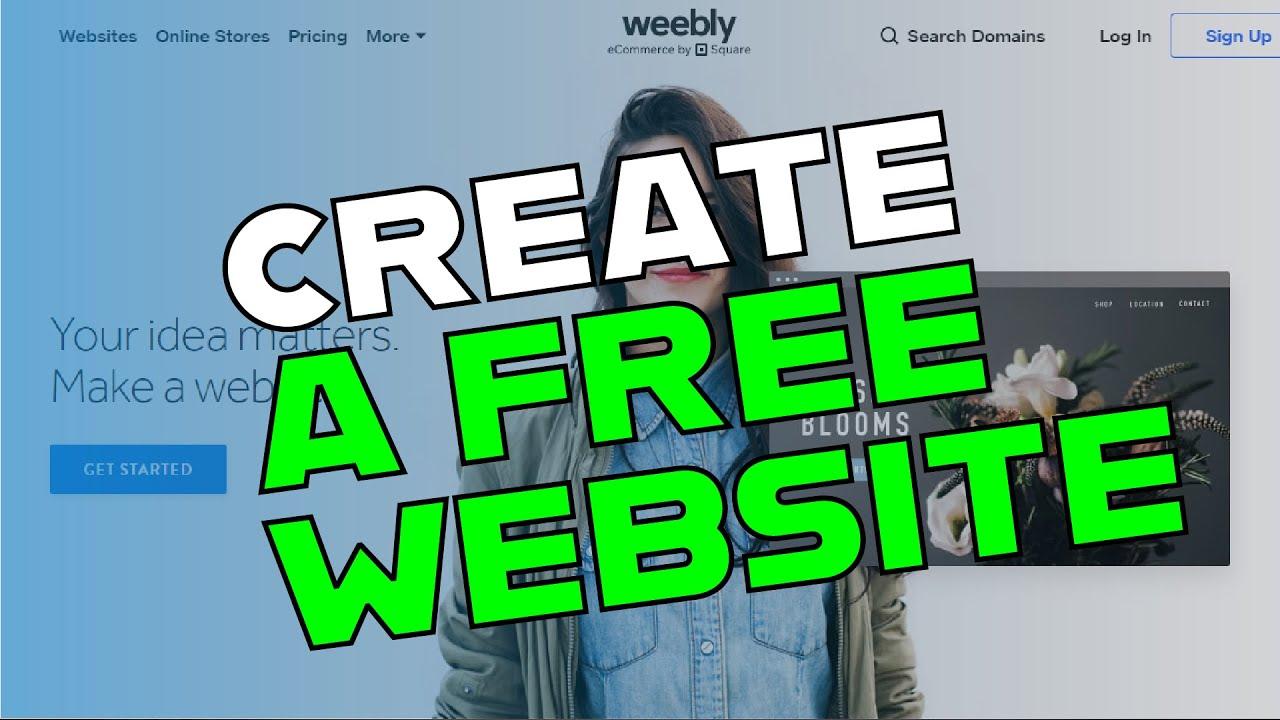 Build a free website with Weebly | Utah SEO Ninja W/ Triston Goodwin