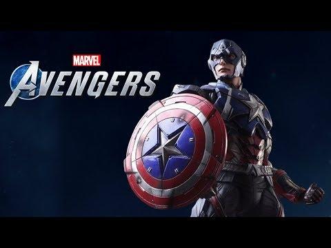 New Avengers Game - Secret Character,  MCU Skins & Marvel Plan!