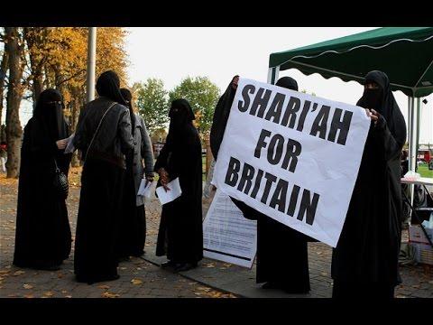 Muslims TERRORIZING Black Folks In The UK