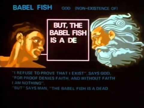 Babel Fish - RationalWiki