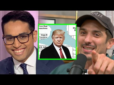 saager-from-the-rising:-trump-is-a-tax-cheat-bc-of-nancy-pelosi- -andrew-schulz-and-akaash-singh