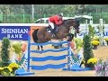 Jumping Team Competition at Incheon Asian Games 2014
