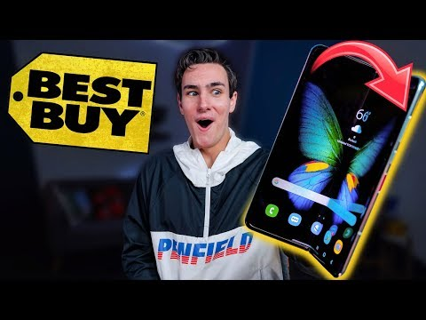 I Bought the Last Samsung Galaxy Fold..?